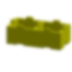 Free STL file Tego 2-pin, Thierryc44