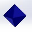 Download free 3D printing models 8-sided die, Thierryc44