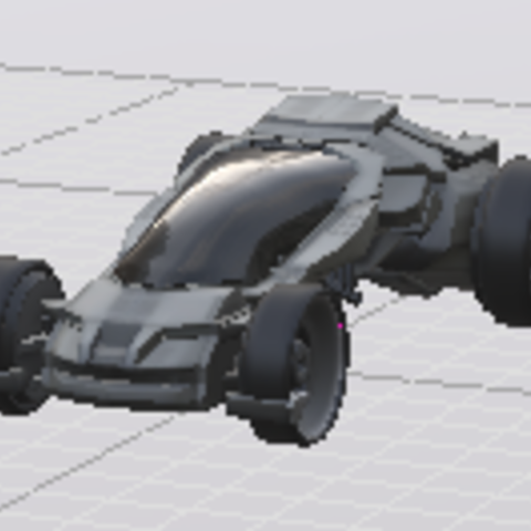 Capture12.PNG Download free STL file car of the future • 3D printing design, manchot