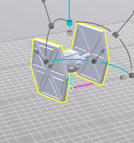 Capture8.PNG Download free STL file hunter star wars • 3D printable template, manchot