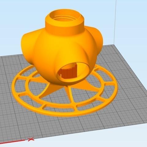 Mangroire_3.jpg Download STL file Bird feeder • 3D printer object, Epi-Team