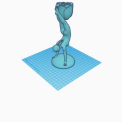 Stunning Maimu.png Télécharger fichier STL Divin avec la rose • Objet à imprimer en 3D, jankitokarczew