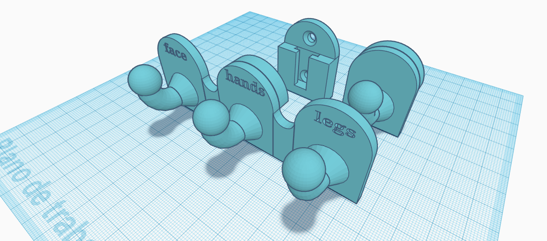 modular wall hanger (2).png Download free STL file Modular wall hanger • Design to 3D print, jankitokarczew