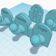 Télécharger fichier impression 3D gratuit Suspension murale modulaire, jankitokarczew