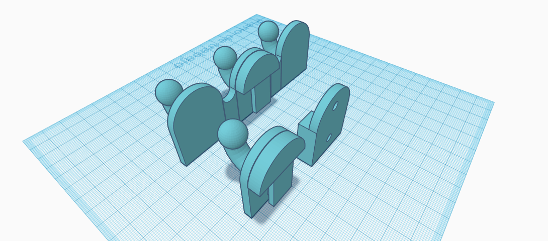 modular wall hanger (3).png Download free STL file Modular wall hanger • Design to 3D print, jankitokarczew