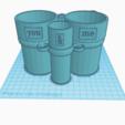 Télécharger fichier STL gratuit Ensemble de salle de bain, jankitokarczew