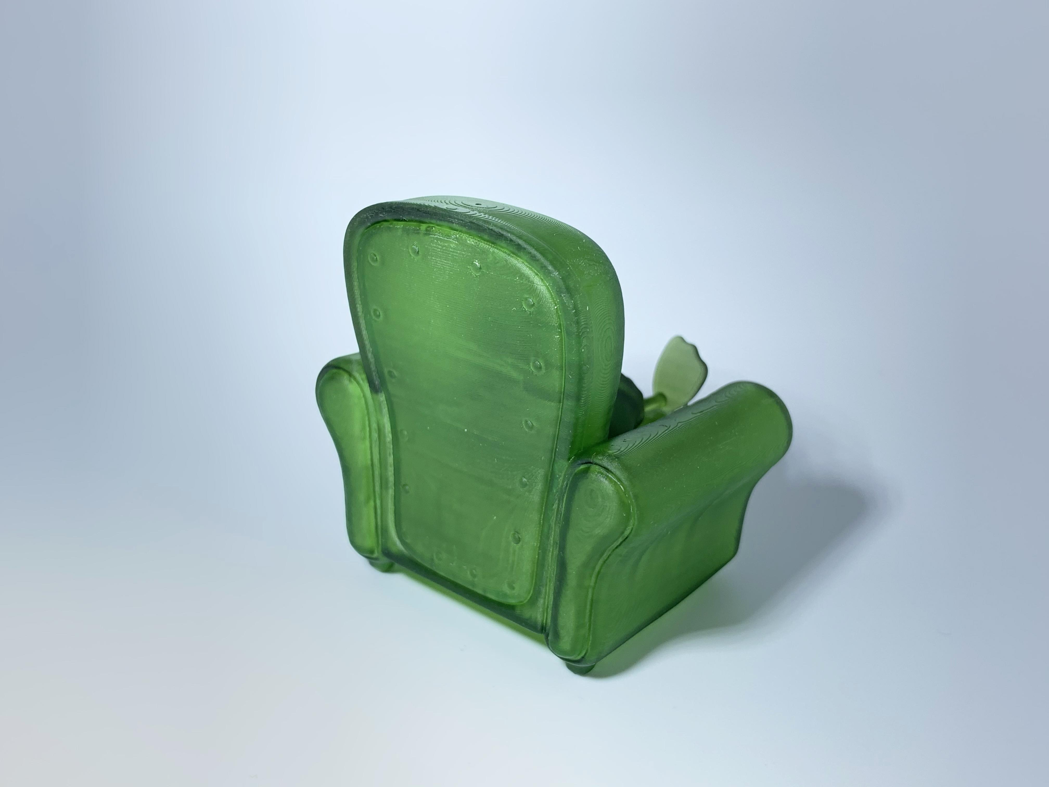 Duck_04.jpg Download free OBJ file Relaxed Duck • 3D printing template, BlackSpire