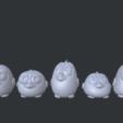 Download free 3D print files Little Birds, BlackSpire