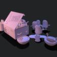 Download free 3D printing models NuggetZ, BlackSpire