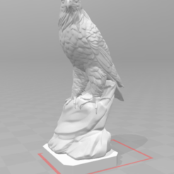 Download free 3D printing designs eagle1, priebrazuoles