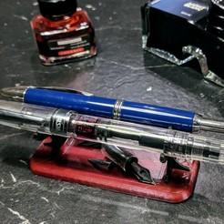 Free 3d print files Universal Pen Stand, blecheimer