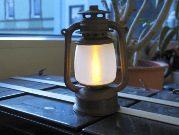 IMG_1751_preview_featured.JPG Download free STL file Shining Lantern • 3D printer object, blecheimer