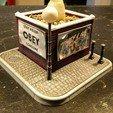 Download free 3D print files Brickwall Diorama Planter, blecheimer