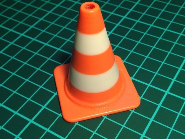 classic_cone_preview_featured.jpg Télécharger fichier STL gratuit Collection de cônes de circulation de la mode • Design imprimable en 3D, Render