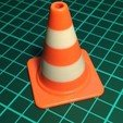 Free STL files Fashion Traffic Cones Collection, Render