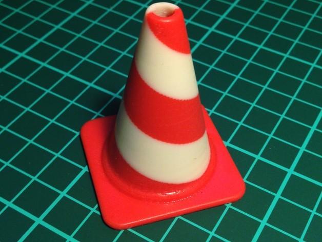 twist_cone_preview_featured.jpg Télécharger fichier STL gratuit Collection de cônes de circulation de la mode • Design imprimable en 3D, Render