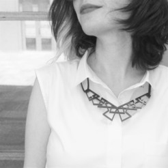 3D print model GEOMETRIC NECKLACE , bonibond
