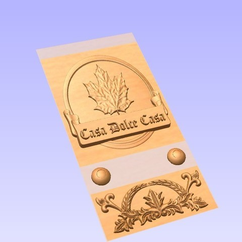 Download free 3D printer designs bas relief, marctull297