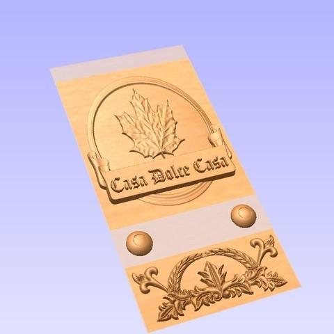 Télécharger fichier 3D gratuit bas-relief, marctull297