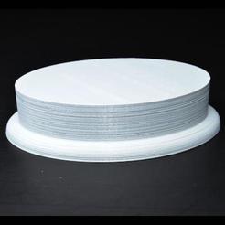 Télécharger fichier STL base-oval-001, zinny