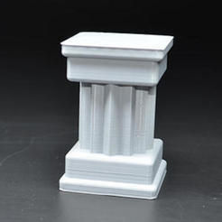 Download 3D printing files base-column-001, zinny