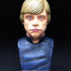 Free 3d print files Luke Skywalker v2, zinny