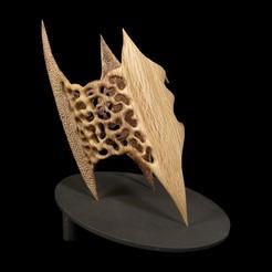 Modelos 3D para imprimir Trívora, xabier