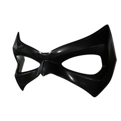 STL file Robin mask (Arkham city \ Arkham knight), superior_robin