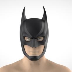 Descargar diseños 3D Capucha de Batman (Injusticia 2), Superior_Robin