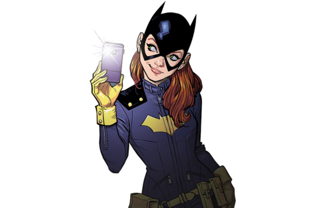 batgirl___transparent_by_asthonx1-dajhb5j.png Download STL file Batgirl cowl (New 52\Rebirth) • 3D printer object, Superior_Robin