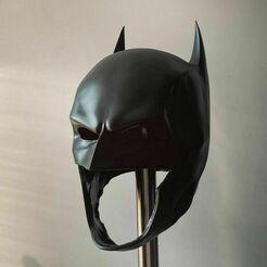 120331200_364914568222360_5853088678810185595_n.jpg Download STL file Batman Cowl (Arkham Origins) • Model to 3D print, Superior_Robin