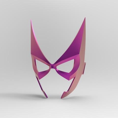 Download 3D printer files Huntress mask, superior_robin