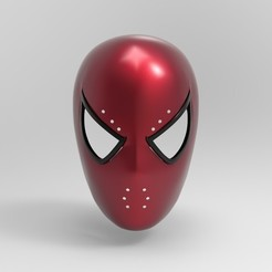 Download 3D print files Spider-Man Faceshell (Raimi version), superior_robin
