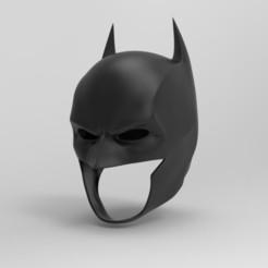 Download 3D printing files Batman Cowl (Arkham Origins), superior_robin