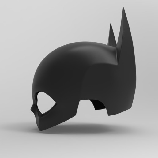 untitled.197.jpg Download STL file Batgirl cowl (New 52\Rebirth) • 3D printer object, Superior_Robin