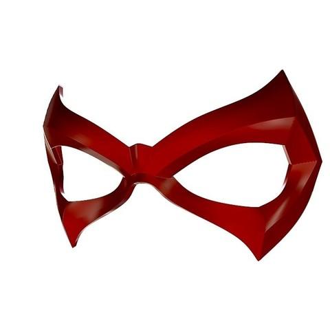 screenshot002.jpg Download STL file Robin mask  • 3D printable object, Superior_Robin