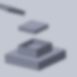 Download free 3D printer model base large size (4 squares, or 10 feet), izanferrco