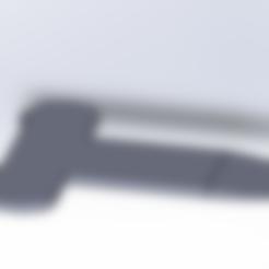 abrecartas llaveros.STL Download free STL file keychain letter opener • 3D printable template, izanferrco