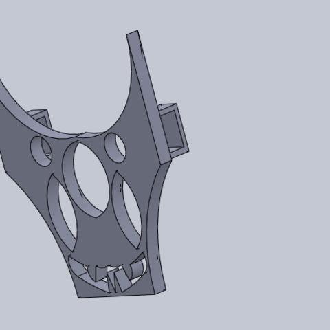 escudo.png Download free STL file spider armor • Model to 3D print, izanferrco