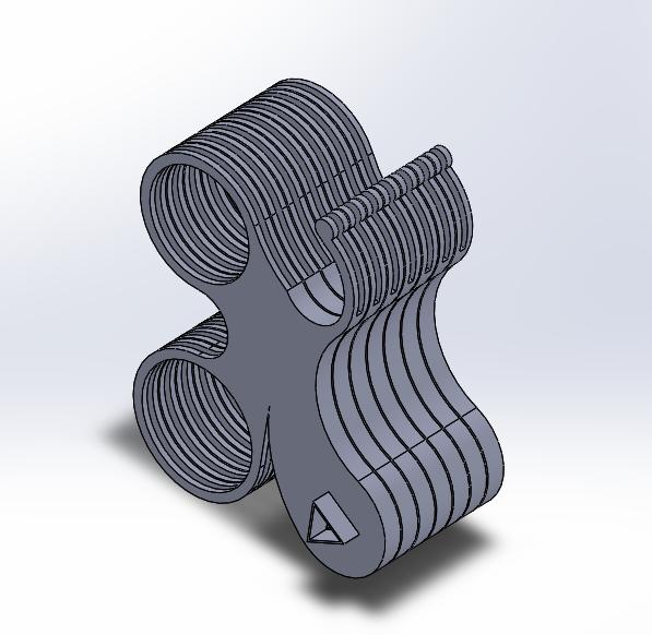 mari.PNG Download free STL file # LIFEHACK3D separator • 3D printing model, izanferrco