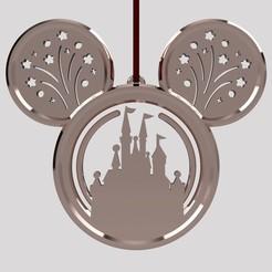 Mickey_head_(castle)_2020-Dec-02_10-59-16AM-000_CustomizedView10362956216.jpg Télécharger fichier STL Feu d'artifice de Mickey Head (château) • Objet à imprimer en 3D, Quesabyte