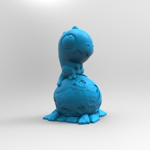 render.jpg Download free STL file Stratodino • 3D printable model, Inhuman_species