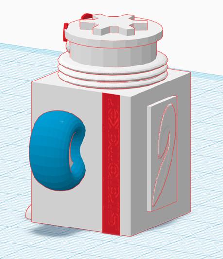 TOM3.png Download free STL file TOM #mascot #Stratomaker • 3D printer design, sofya_3D