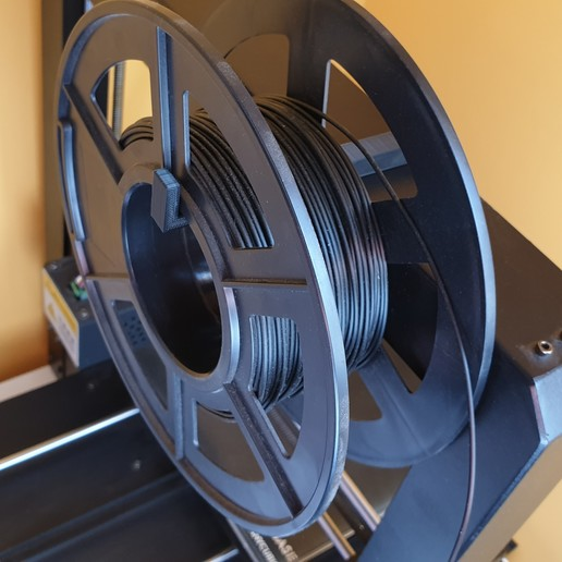 Download free 3D printer designs Roll holder version 2, yoyi_cuesta
