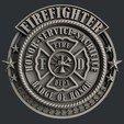 3D printer models Firefighter, burcel