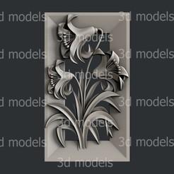 P320a.jpg Download STL file Flower • 3D printable model, 3dmodelsByVadim