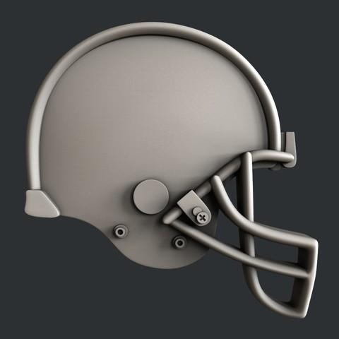 P105.jpg Download STL file Set American Football • 3D printable model, 3dmodelsByVadim