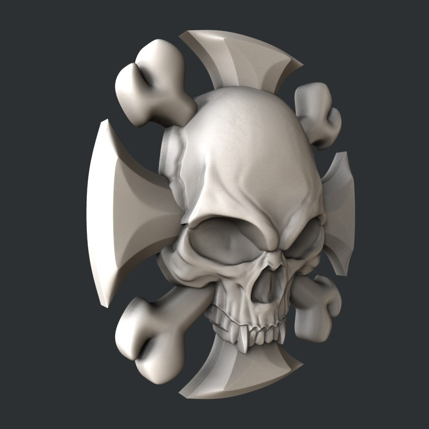 P73-1jpg.jpg Download STL file 3d models Skull • 3D printing model, 3dmodelsByVadim