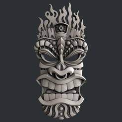 Download 3D printing files 3d models totem, burcel