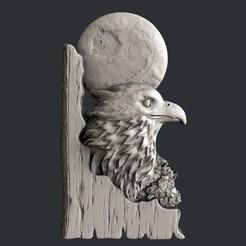 Download 3D printer templates 3d models eagle, burcel